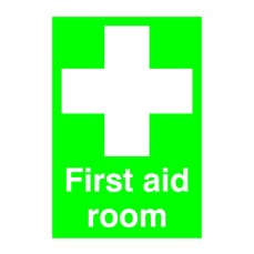 First Aid Room A5 210x148mm S/A FA01251S