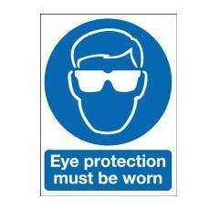 Eye Protection Must 10x7.5 S/A KM26C/S