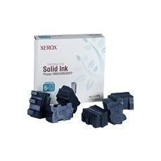 Xerox Phaser 8860/8860MFP Solid Ink Stick Cyan Pack of 6 108