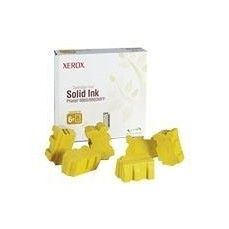Xerox Phaser 8860/8860MFP Solid Ink Stick Yellow Pack of 6 1