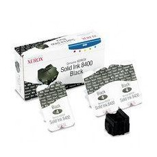 Xerox Phaser 8400 Solid Ink Stick Black Pack of 3 108R00604