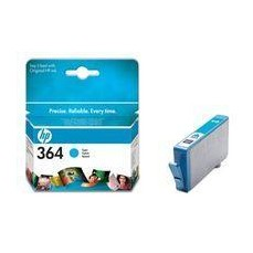 Hewlett Packard No364 Inkjet Cartridge Cyan CB318EE#ABB
