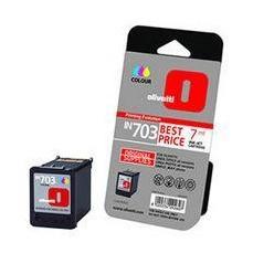 Olivetti Inkjet Cartridge Colour IN703