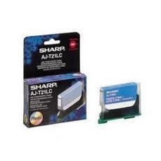 Sharp AJ-2100 Inkjet Photo Cartridge Cyan AJ-T21LC