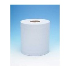 White Box Toilet Roll White 200 Sheets Pack of 48 WX43541