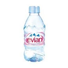 Danone Evian Water 33cl A0106212  P24