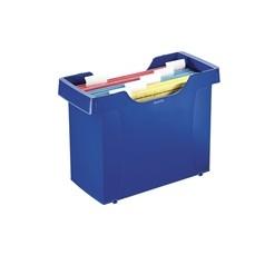 Esselte Suspension File Unit 8 Files Blu