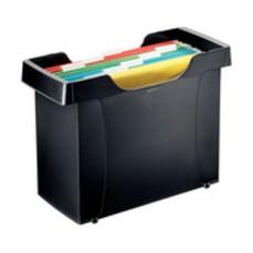 Esselte Suspension File Unit 8 Files Blk