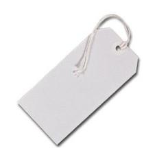 Tags Strung 5CKL White Single Pk75 8014